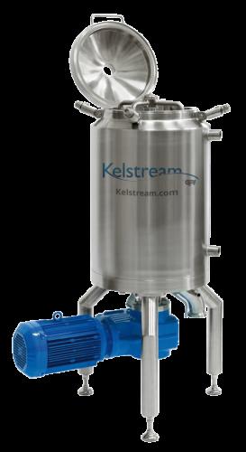Kelstream-Scraped-Surface-Heat-Exchanger